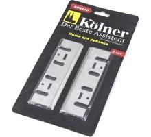 Ножи для электрорубанка Kolner KPB 110