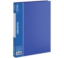 Папка с ЗАЖИМОМ 17мм, 700мкм цвета в ассортименте