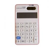 Калькулятор BR-2438 12-разрядный. карманный, двойное питание