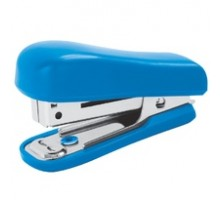 Степлер № 10 мини до 10л., OfficeSpace пласт корпус, синий