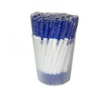 Ручка шарик. РШ 11 синий стержень, стандарт с колпачком 049 СТАММ