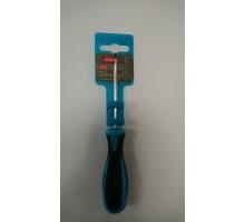 Отвертка диэлектрическая шлицевая SL 4*75 до 1000В Smartby