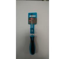 Отвертка диэлектрическая шлицевая SL 3*100 до 1000В Smartby