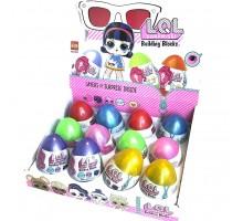 Конструктор  LOL  в яйце
