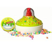 ВОВЛизун ВЕЛИКАН неоновая радуга с цветными шариками,142 гр