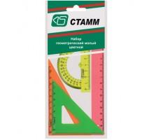 Набор геометрич.малый/СТ-НГ-02/цветной