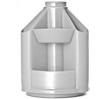 Органайзер настольный Mini Desk ОР71 б/наполнения серый