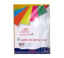 Бумага  А4ф офисная  BR-3975 (Радуга), 80 г/м2,