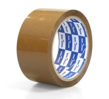 Скотч 50- 40 40мк коричневый  Klebebander  арт. 228/36/6