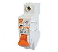 Автоматический выключатель ВА 47-39 ( 4А 1р С)