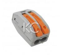 Строительно-монтажная клемма СМК-412 (2,5мм2)