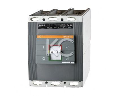 Автоматический выключатель ВА 58-40 ( 400А 3р 35кА  )