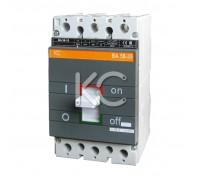 Автоматический выключатель ВА 58-35 ( 100А 3р 35кА  )