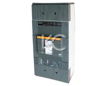 Автоматический выключатель ВА 58-43 ( 1600А 3р 65кА ) с эл. расц.