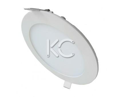 Светильник светодиодный ультратонкий ДАУНЛАЙТ CBO-LED-127-12W-3000K-960Lm