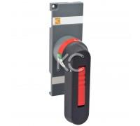 Рукоятка управления для прямой установки на рубильники реверсивные (I-0-II)  БР-17-ОТЕ-630-800А