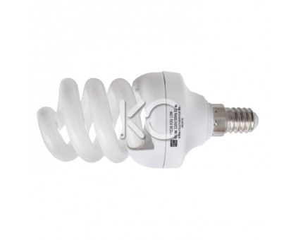 Лампа энергосберегающая 13 Вт E14 YPZ38-Х3U 220В 6400К