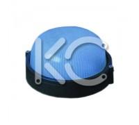 Светильник НПО 1301 -100 (бел/круг 100Вт)