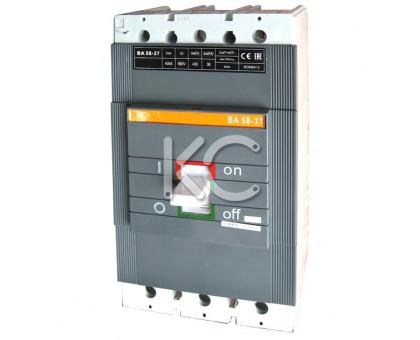 Автоматический выключатель ВА 58-37 ( 250А 3р 35кА  )