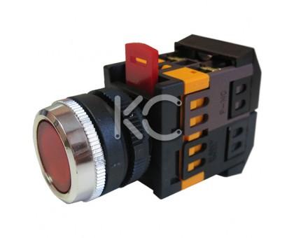 Кнопка с подсветкой АВЛФС-22 (К)