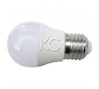 Лампа светодиодная G45-5W-4000K-E27