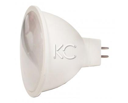 Лампа светодиодная TV-MR16-7W-3000K-GU5.3