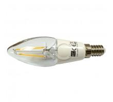 Лампа светодиодная (стекло) BT35-2W-2700K-E14