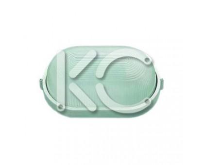 Светильник НПО 1401 -100 (бел/овал 100Вт)