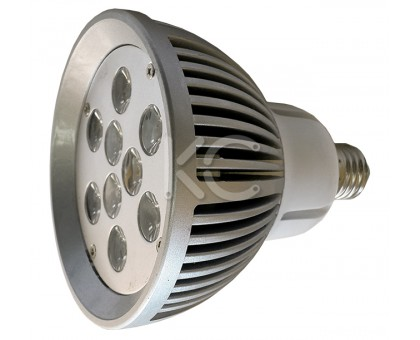 Лампа светодиодная TV0338L-36 9x1Вт E27 230В бел