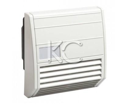 Вентилятор осевой с фильтром (125х125) FF 018-230В-15Вт-42-IP54