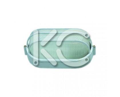 Светильник НПО 1406 -100 (бел/овал 100Вт)