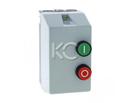Контактор КМО-11260 (IP-54, 12А, 380В)