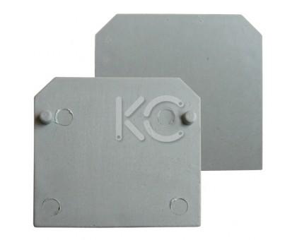 Заглушка для ЗНИ-22мм2 (JXB100A) серый