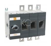 Блок-разъединитель БР-17-OTE-1600А-3р без рукоятки управления