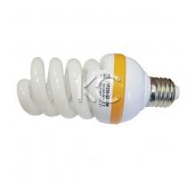 Лампа энергосберегающая 25 Вт E27 YPZ60-QS 220В 6400К