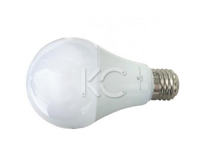 Лампа светодиодная A60-12W-E27-4000K  (12-50V)