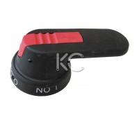 Рукоятка для управления через дверь рубильниками реверсивными (I-0-II) БР-17-OTE-160-250А
