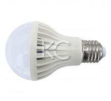 Лампа светодиодная (с оптико-акустическим датчиком) А70-9W-6000K-E27