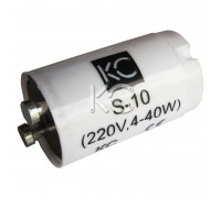 Стартер для лампы S-10 (220V,4-40W)