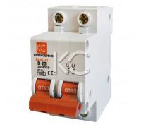 Автоматический выключатель ВА 47-39 ( 25А 2р В)