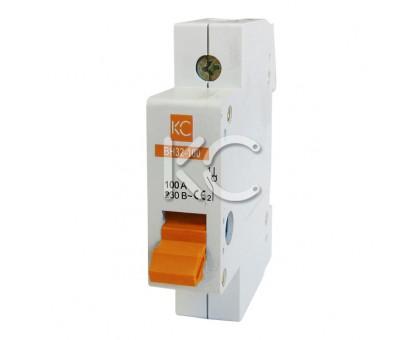 Выключатель нагрузки ВН32-100  (100А 1Р)