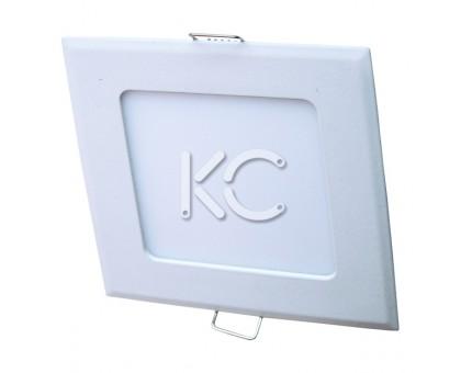 Светильник светодиодный ультратонкий ДАУНЛАЙТ CBO-LED-137-6W-3000K-480Lm