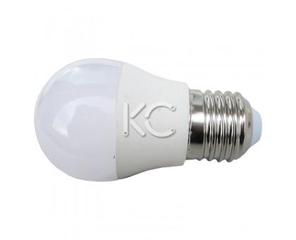 Лампа светодиодная G45-5W-3000K-E27