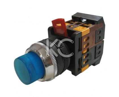 Кнопка с подсветкой АВЛФП-22 (С)