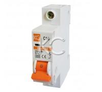Автоматический выключатель ВА 47-39 ( 6А 1р С)