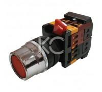 Кнопка с подсветкой АВЛФ-22 (К)