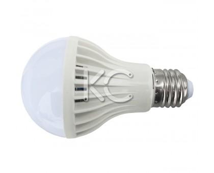 Лампа светодиодная (с оптико-акустическим датчиком) А70-7W-4000K-E27