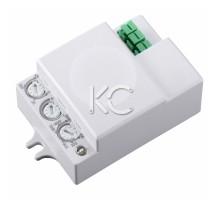 Микроволновый датчик движения 1200Вт 360гр. до 8м IP20 МВ-706
