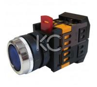 Кнопка с подсветкой АВЛФС-22 (С)
