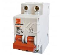 Автоматический выключатель ВА 47-39 (16А 2р В)